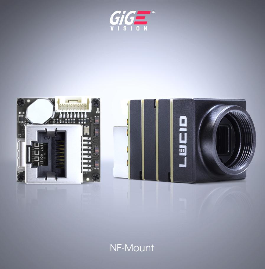带NF和RJ45的凤凰摄像机