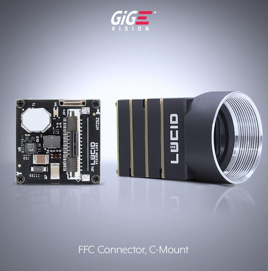 Phoenix 系列面阵网口相机 FFC