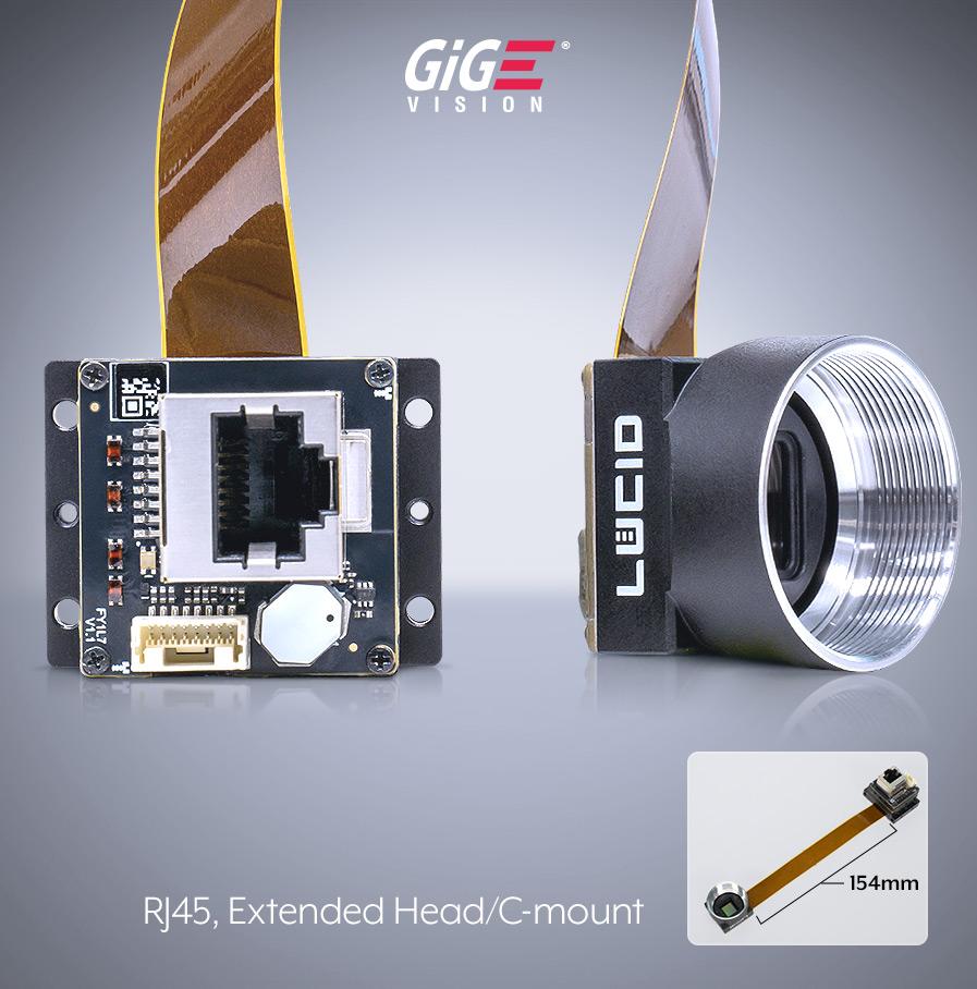 Phoenix C-mount的傳感器板