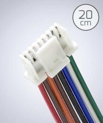 GPIO 8P20 connector