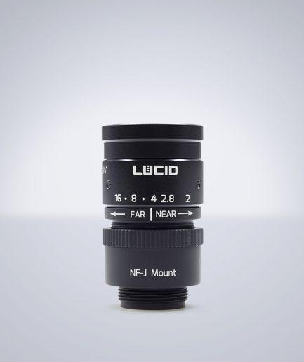 Lucid NF120-5M NF-J Lens