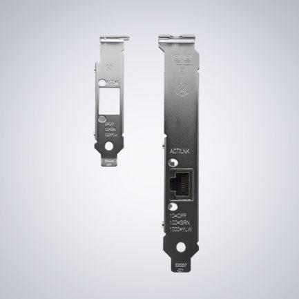 Intel Gigabit CT Desktop Adapter low profile bracket