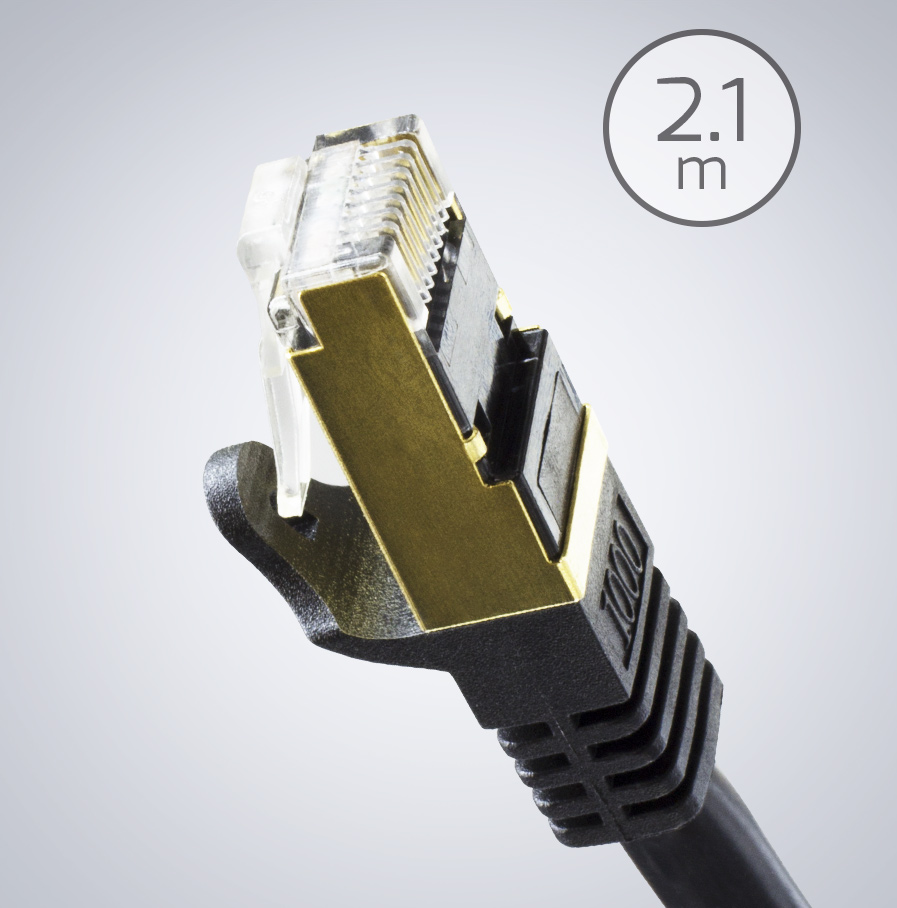 ethernet cat6a cable 2m