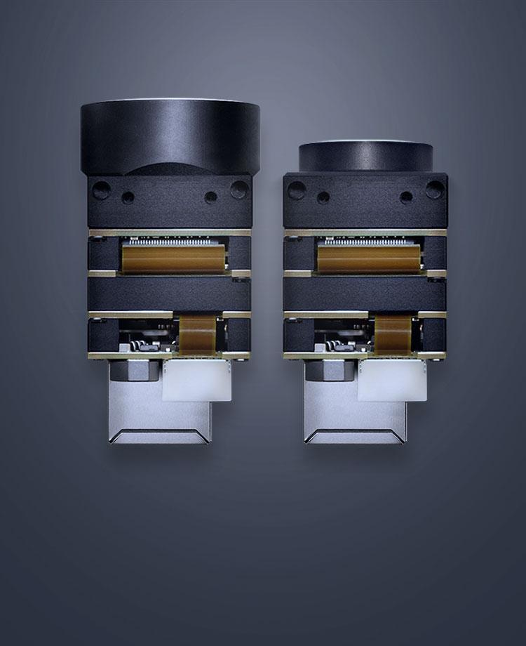 Phoenix camera c-mount and nf-mount camera