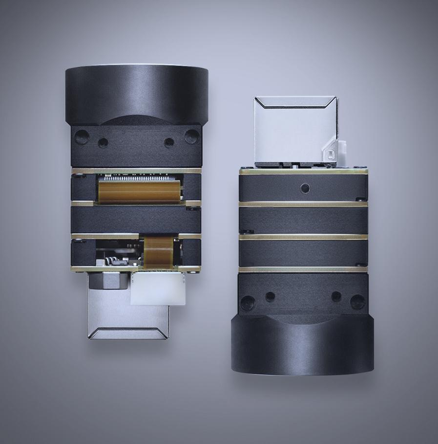 全新的工业相机技术C-mount