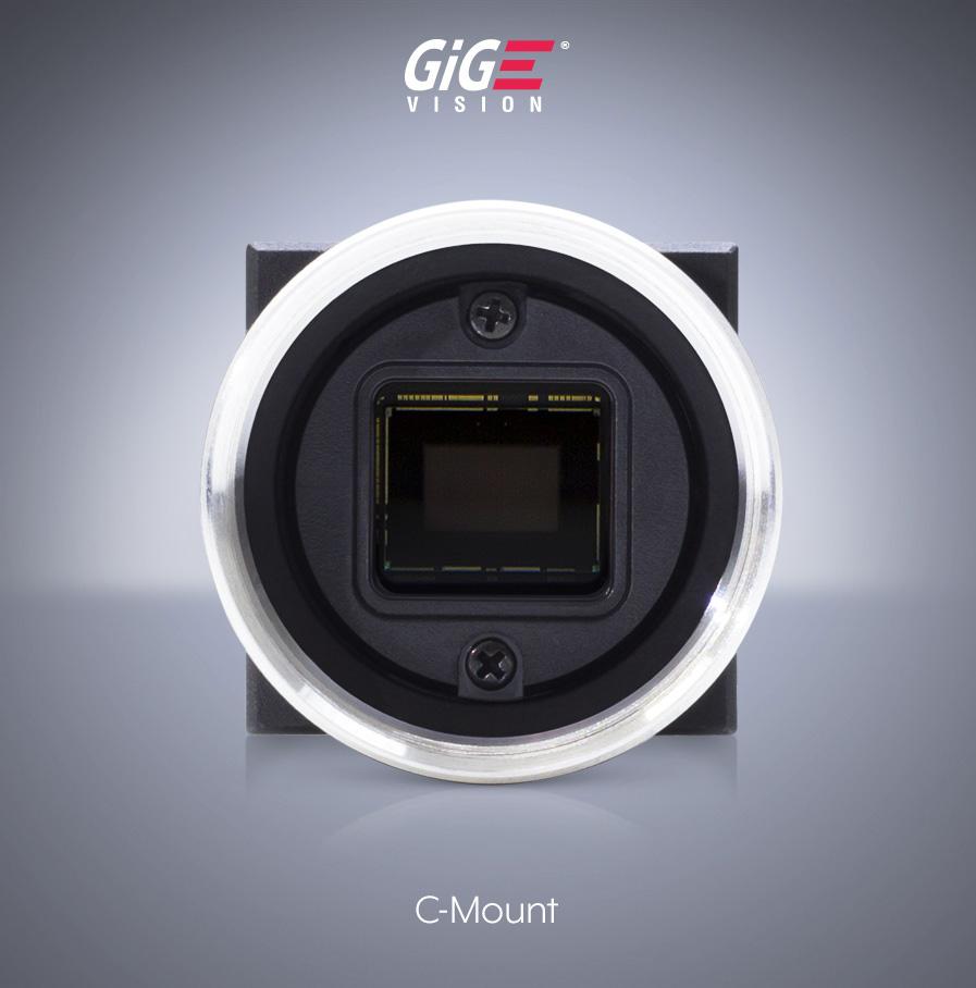 Phoenix 系列面阵网口相机