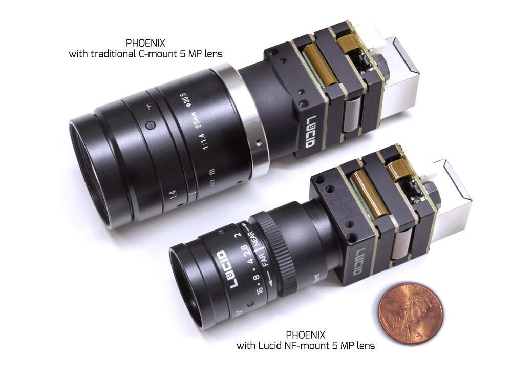 Phoenix机器视觉相机