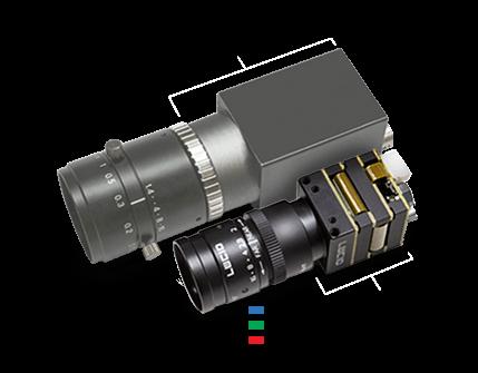 全新的工业相机技术