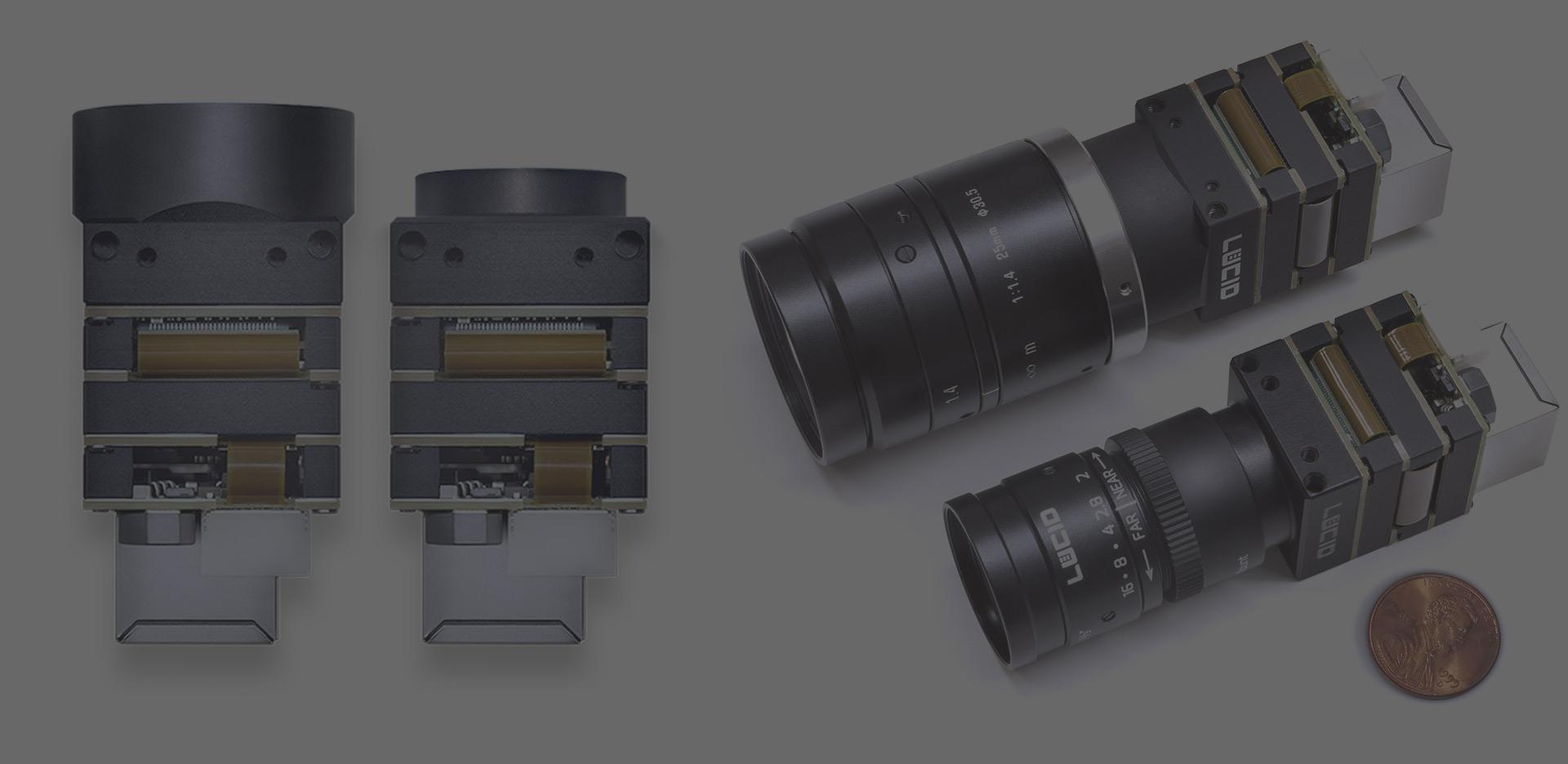 装备索尼IMX250MZR CMOS传感器的5百万像素Phoenix偏振光相机现正式发货