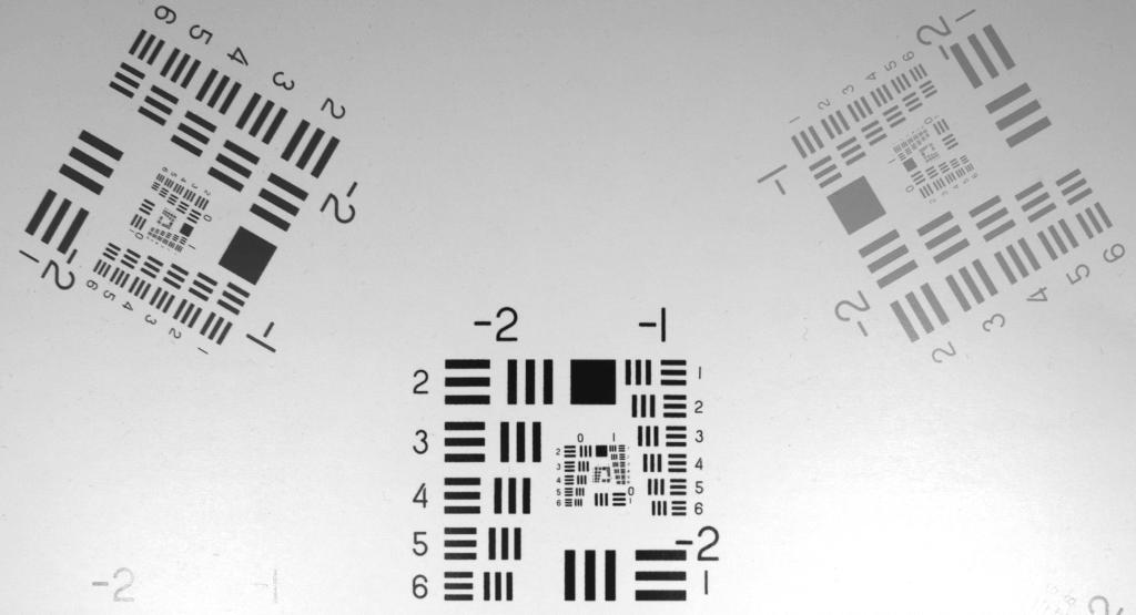 LUCID c-mount测试5000曝光