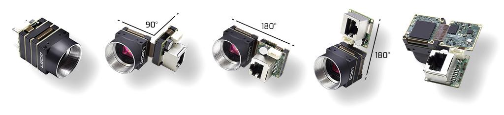 LUCID的新型凤凰相机提供功能齐全的微型紧凑型尺寸,仅测量24 x 24 mm,使其成为世界上最小、最轻的GigE Vision PoE相机