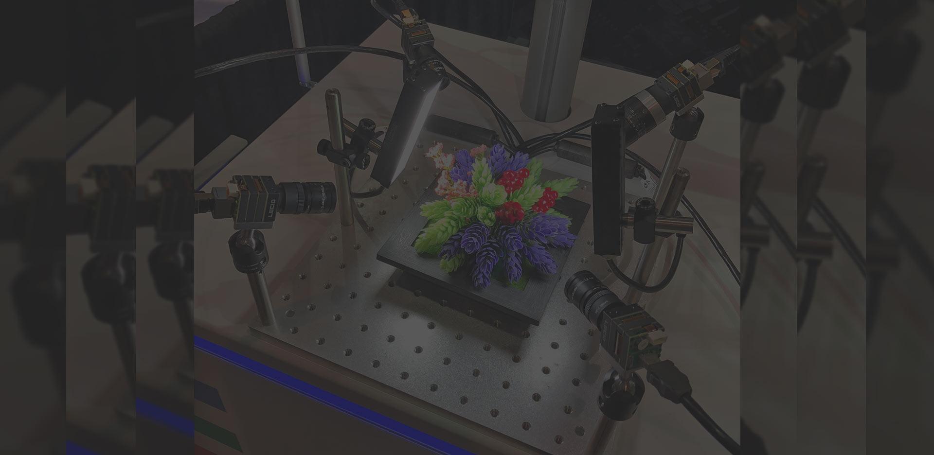 工业相机微型化