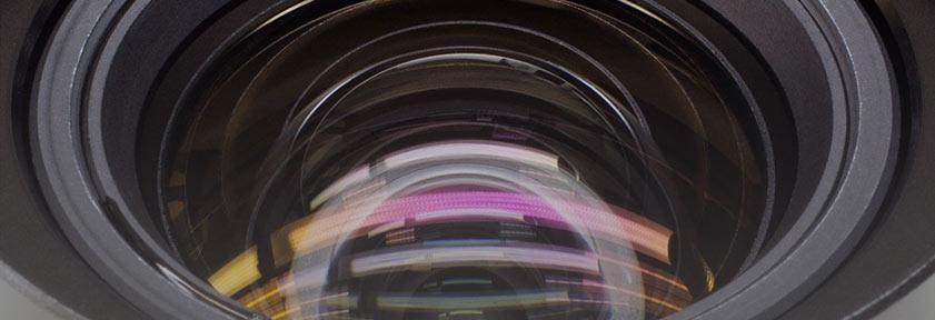 节省空间的NF安装镜头