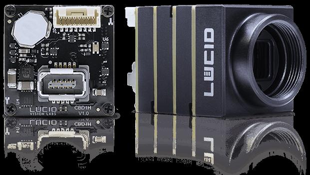 带IX以太网连接器和NF安装镜头