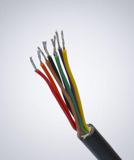 m8 8-pin gpio 資料電纜