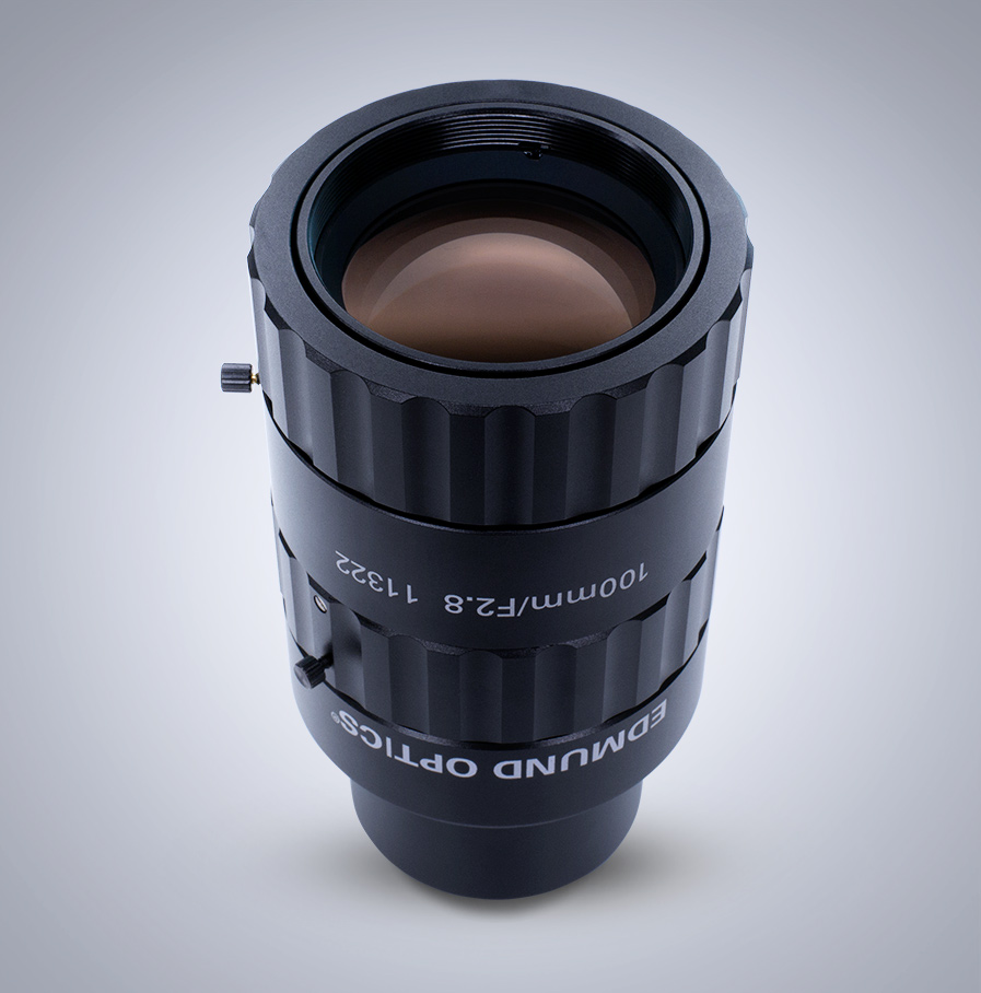 Edmund Optics TFL-Mount APS-C 100mm f/2.8 镜头