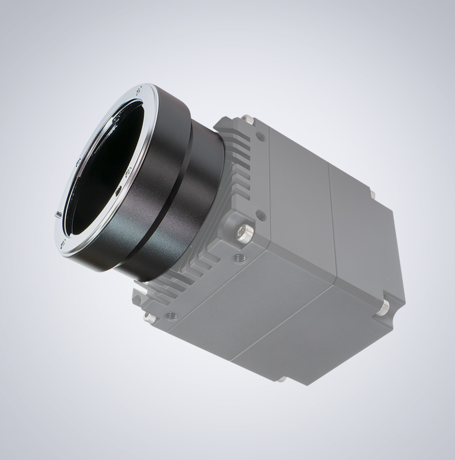 镜头转接器,从TFL安装到F安装
