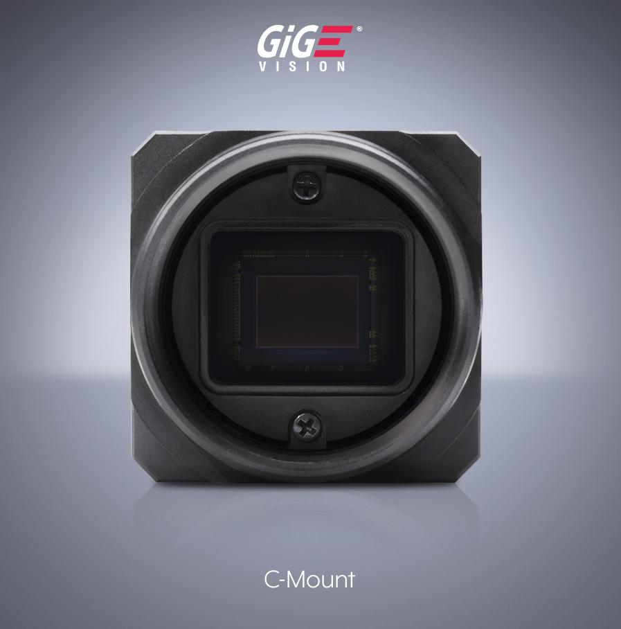 Triton ip67 相机 6.3MP
