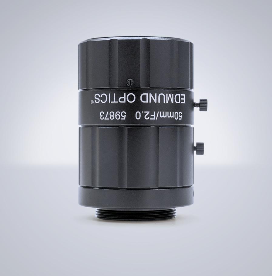 edmund optics #59873 50mm c-series 镜头