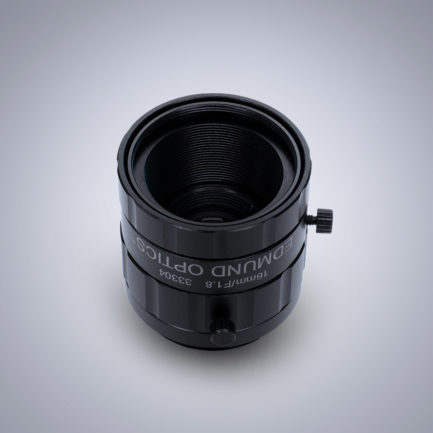 Edmund Optics C-Mount 1/1.8″ 16mm f/1.8 (UC Series) 镜头