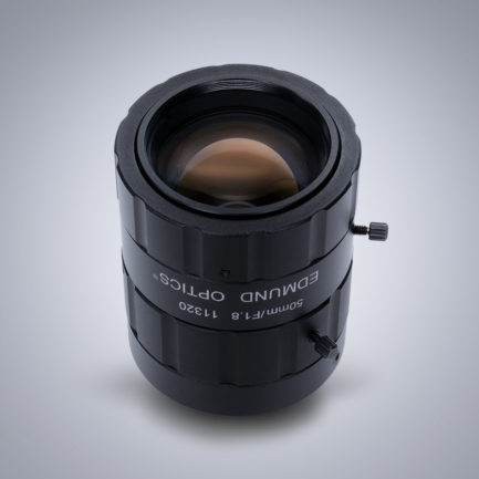 Edmund Optics TFL-Mount APS-C 50mm f/1.8 镜头