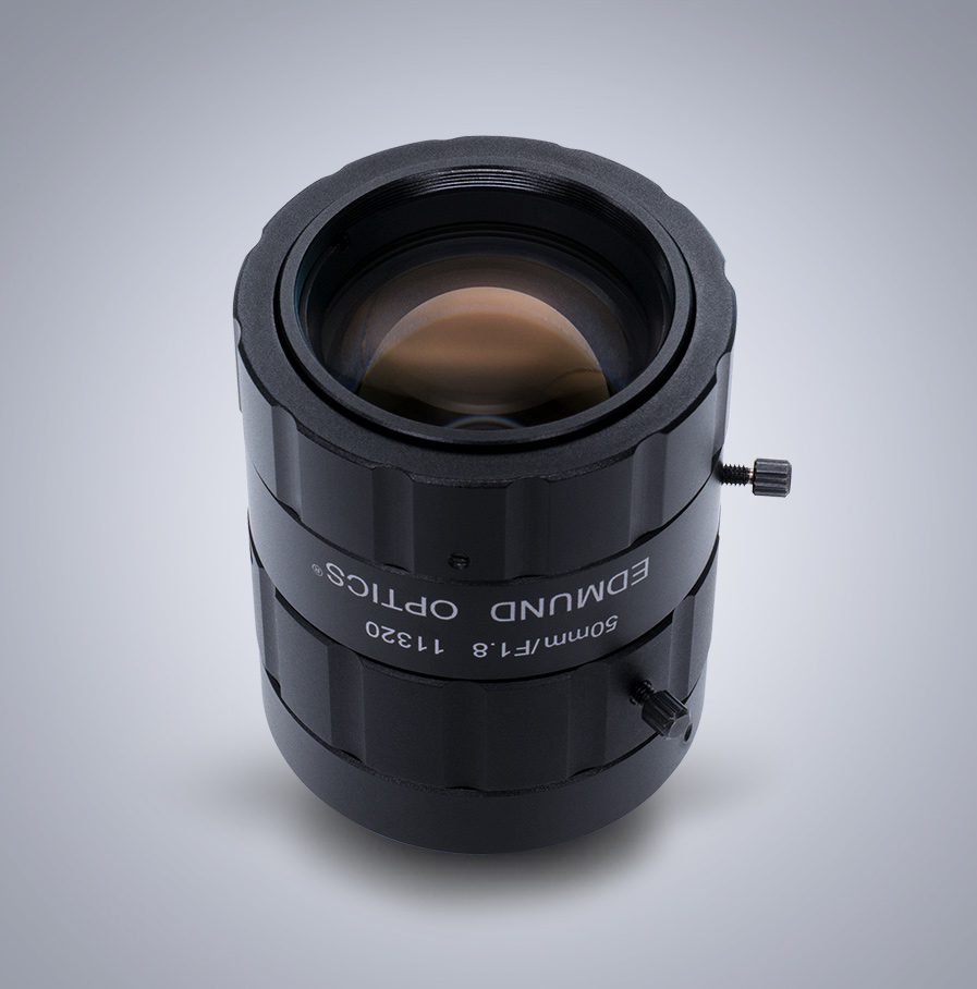 Edmund Optics TFL-Mount APS-C 50mm f/1.8 镜头