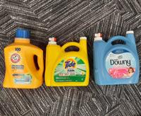 洗涤剂瓶子 3d