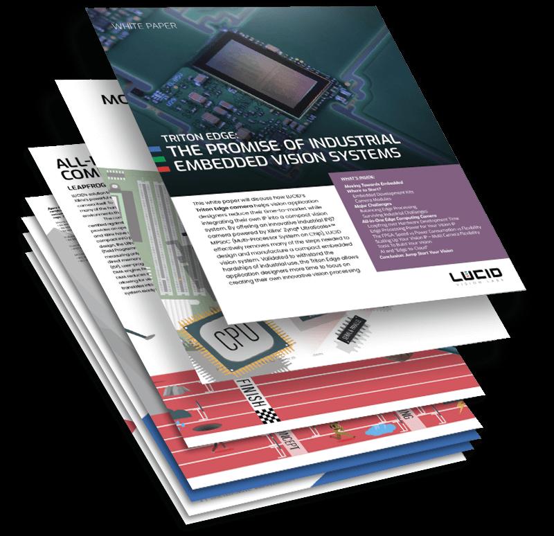 Triton Edge: 工业嵌入式系统的保障