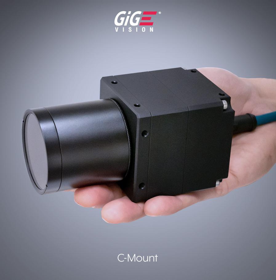 带IP67镜筒的Atlas Ip67摄像机