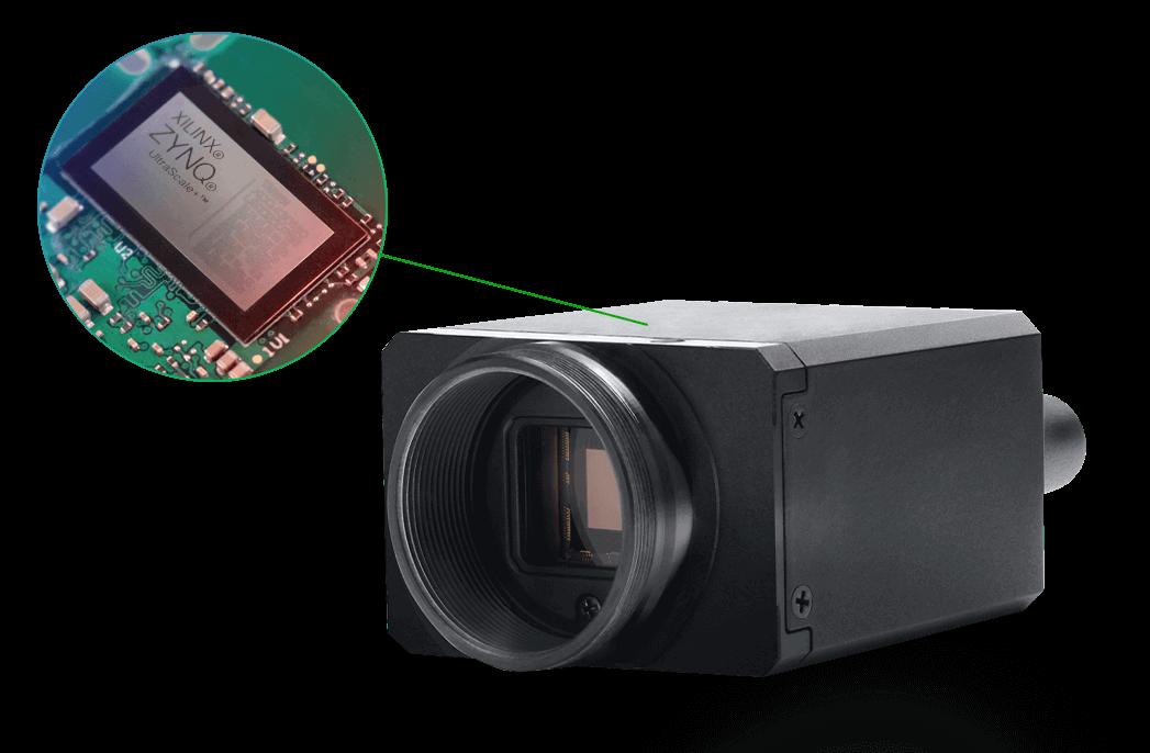 Triton Edge 工业一体式边缘计算相机