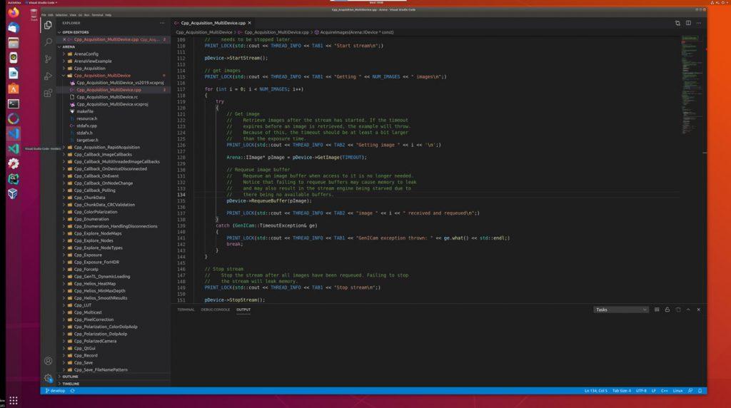 Ubuntu on Triton Edge