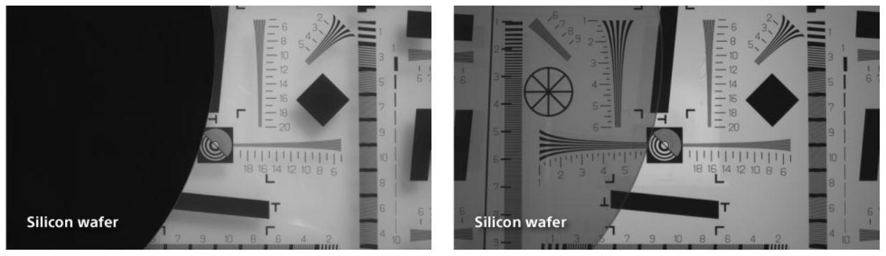 硅晶圆检测